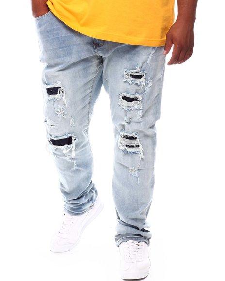 Buyers Picks - Rip & Repair Stretch Denim Jeans (B&T)