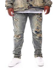 Buyers Picks - Broken Down Biker Moto Denim Jeans (B&T)-2704131