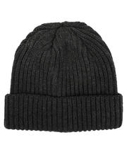 Fall-Winter - Thick Ribbed Beanie-2702243