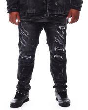 Buyers Picks - Broken Down Biker Moto Denim Jeans (B&T)-2702685