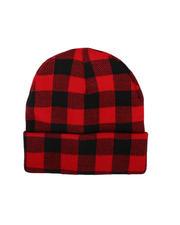 Hats - Plaid Beanie-2703423