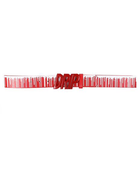 Buyers Picks - Drip Buckle Belt