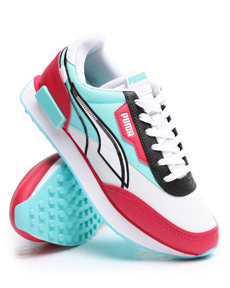 Puma - Future Rider Twofold Girls Jr. Sneakers (4-7)