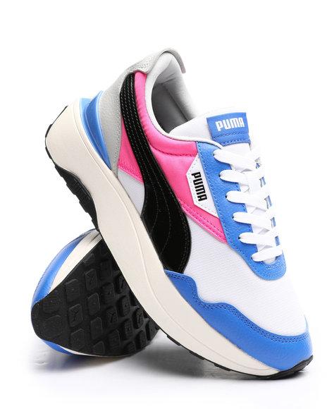 Puma - Cruise Rider Silky Jr. Sneakers (4-7)