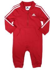 Adidas - Printed Tracksuit Coveralls (3-24Mo)-2704346