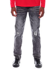 Buyers Picks - Washed Denim w Ticking and Rips-2703809