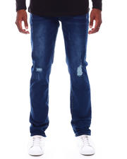 Buyers Picks - Washed Denim w Ticking and Rips-2703820