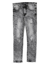 SASCO - Heavy Washed Ripped Denim Jeans (8-18)-2704048