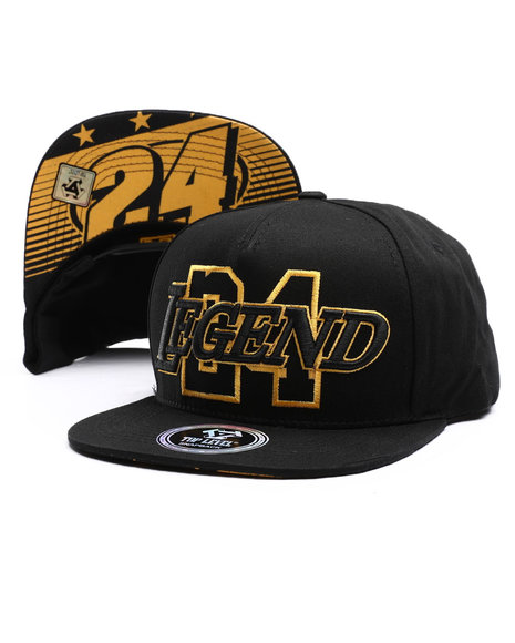 Buyers Picks - Legend 24 Snapback Hat