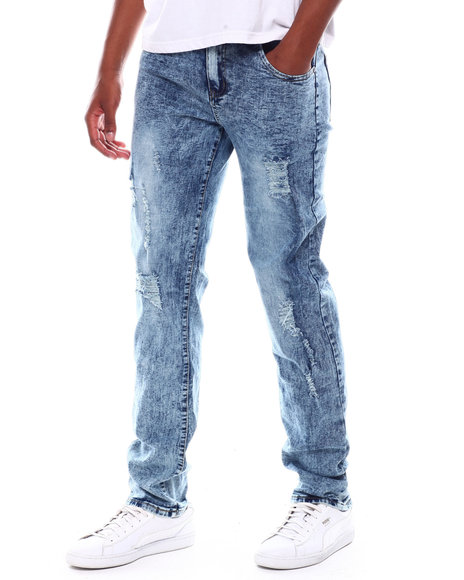 Buyers Picks - 2 yr Heavy Washed Ripped Jean