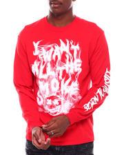 Long-Sleeve - I Want All The Smoke Printed Long Sleeve T-Shirt-2703959