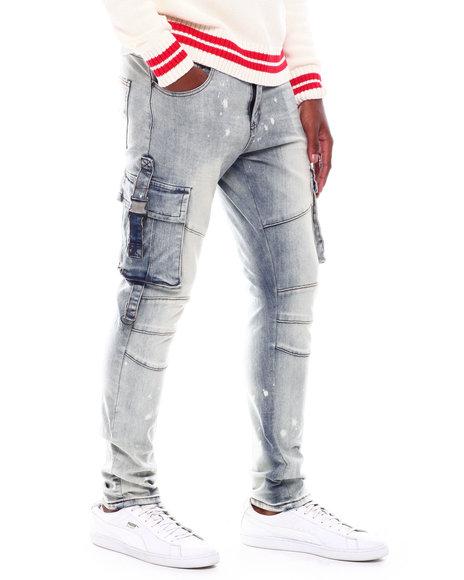 Buyers Picks - Thigh Cargo Pocket Jean