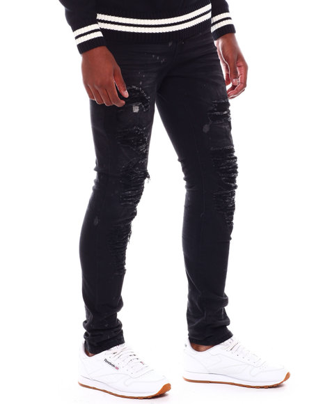 Buyers Picks - Ripped Distressed Jean