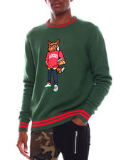 Sweaters - ACADEMY SLICK SWEATER-2704423