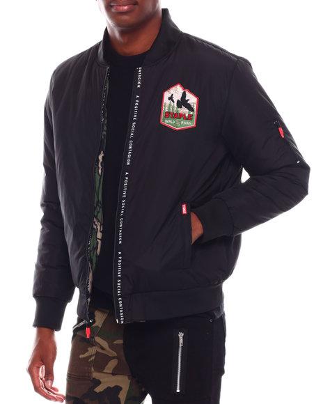Staple - Bomber Jacket Double Side