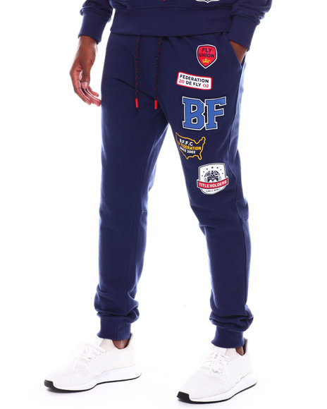Born Fly - FLY FRATERNITY SWEATPANT