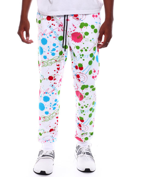 SWITCH - MULTI COLOR SPATTER Jogger