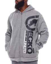 Hoodies - Thermal Work Wear / Lined Sherpa Hoodie (B&T)-2702122