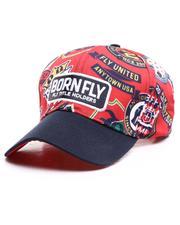 Hats - Fly Snapback Hat-2702233