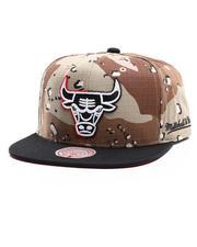 NBA, MLB, NFL Gear - Chicago Bulls Choco Camo Snapback Hat-2704535