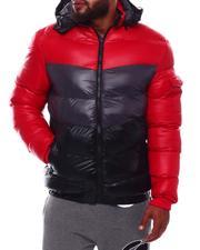 Light Jackets - Nylon Bubble Jacket (B&T)-2701866