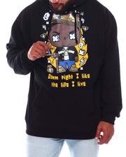 Hoodies - Notorious Cartoon Hoodie (B&T)-2704968