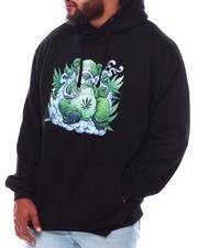 Hoodies - Smoking Bear Hoodie (B&T)-2704991