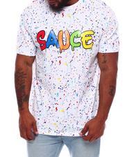 Short-Sleeve - Sauce Chenille Graphic T-Shirt (B&T)-2704833