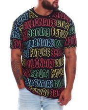 Short-Sleeve - Billionaire Graphic T-Shirt (B&T)-2704852