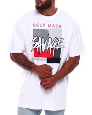 Short-Sleeve - Self Made Savage S/S Tee (B&T)-2704891