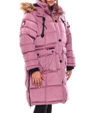 Outerwear - Long Puffer (Plus)-2705838