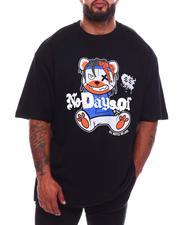 Short-Sleeve - No Days Off Bear T-Shirt (B&T)-2704895