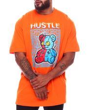 Short-Sleeve - Hustle Bear T-Shirt (B&T)-2704899