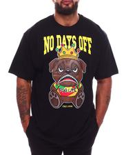 Short-Sleeve - No Days Off Dog T-Shirt (B&T)-2704903