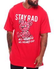 Short-Sleeve - Stay Rad Bear T-Shirt (B&T)-2704915