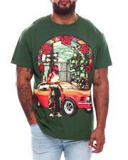 T-Shirts - Rev Knit T-Shirt (B&T)-2705075