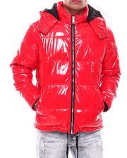 Men - Glazed Nylon Puffer Coat-2703949