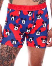 Men - Mickey Mouse Boxer Briefs-2701782