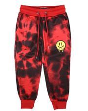 Activewear - Tie Dye Fleece Jogger Pants (4-7)-2705863