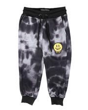 Activewear - Tie Dye Fleece Jogger Pants (4-7)-2705868