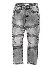 Arcade Styles - Stretch Moto Jeans (8-18)-2706005