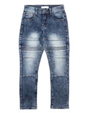 Arcade Styles - Stretch Moto Jeans (8-18)-2706022