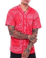 Shirts - Men's Bandana Baseball Jersey-2706766