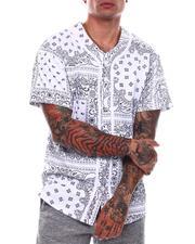 Shirts - Men's Bandana Baseball Jersey-2706772