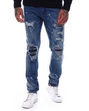 Buyers Picks - Distressed Jean w Paint Splatter-2704014