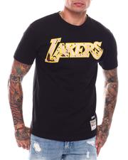 Mitchell & Ness - LOS ANGELES LAKERS Camo Reflective SS Tee-2706801