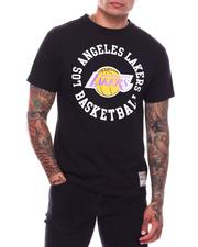 Mitchell & Ness - LOS ANGELES LAKERS White Logo SS Tee-2706806