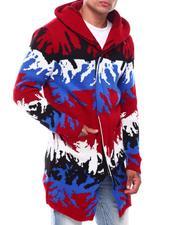 Light Jackets - Abstract sweater Jacket-2705990
