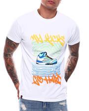 Shirts - Shoe Art Tee-2706574
