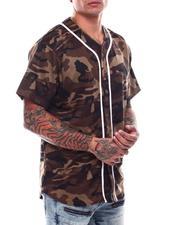Shirts - Men's Baseball Jersey-2706688